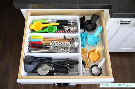 Organized Kitchen Utensil Drawer  The Sunny Side Up Blog. Computer Desk Office Max. Tall Dresser Drawers. Top Of A Desk. Desk Feet. Raised Desk Platform. Costco Table Tennis. Ergo Desks. Giraffe Table