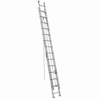 Ladder Extension Aluminum Werner Type Rung Ft