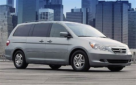 used 2007 honda odyssey for sale pricing features