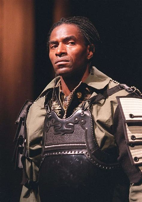 Carl Lumbly's return to stage a comfort after loss