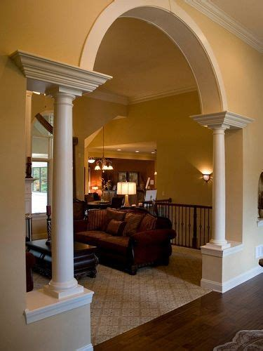 simple latest hall arch designs pictures archways homes mediterranean