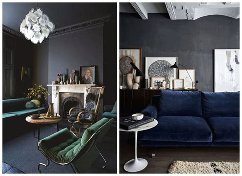 How To Rock Dark Grey Walls  Flat 15 Design & Lifestyle