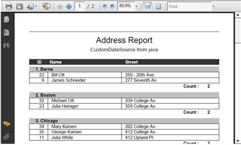Jasper Reports Resume by Random Allsorts Jasper Reports Exploring Sle Reports Jasper Reports Integration Exles Zk
