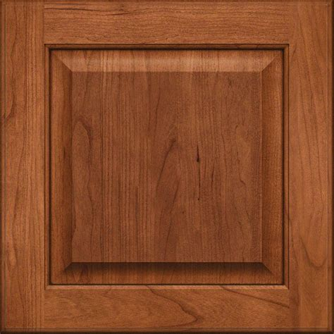 lowes kitchen cabinets kraftmaid doors door detail thornton square 3872