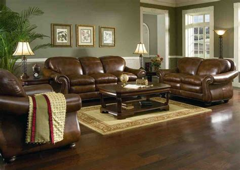 living room paint ideas  brown furniture decor