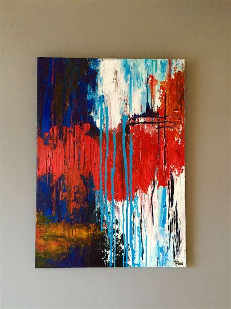 acryl auf leinwand abstrakt bild abstrakt struktur malerei acrylmalerei