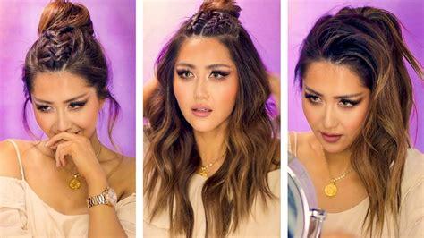 popular instagram hairstyles  everyday  puff easy
