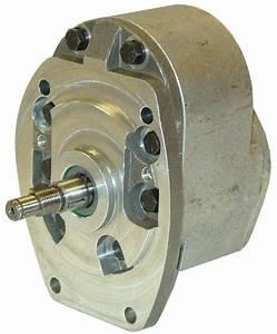 Live Hydraulic Pump - Hydraulic Pumps