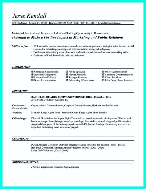 Basic Information In Resume by Awesome Simple College Golf Resume With Basic But