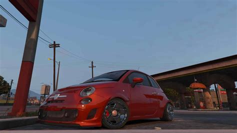 Fiat 500rb S0lv3d [add-on / Replace]
