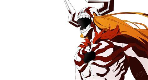 Ichigo Full Hollowfication By Mutchiness On Deviantart