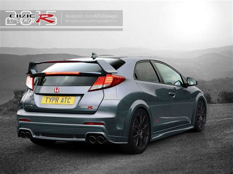 2013 Civic Type R by Honda Cars News 2015 Honda Civic Type R Imagined