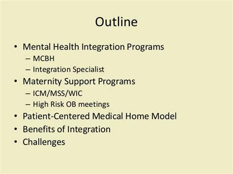 Mental Health Care Coordinator Description by Interprofessional Education Transforming Care Through
