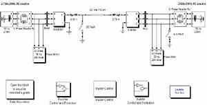 Simulink Diagram Of Hvdc Circuit
