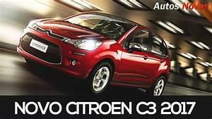 Novo Citroen C3 2017 Pre U00e7os E Detalhes - Autos Novos