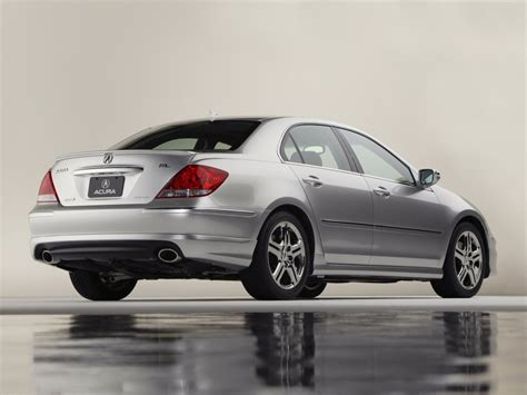 2005 Acura Rl Specs by 2005 Acura Rl Information And Photos Momentcar