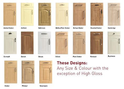 kitchen cabinets doors and drawer fronts bathroom cabinet doors and drawer fronts 9150