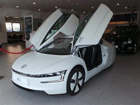 2014 Volkswagen Xl1 First Drive