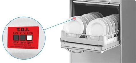 Dishwasher Temperature Check