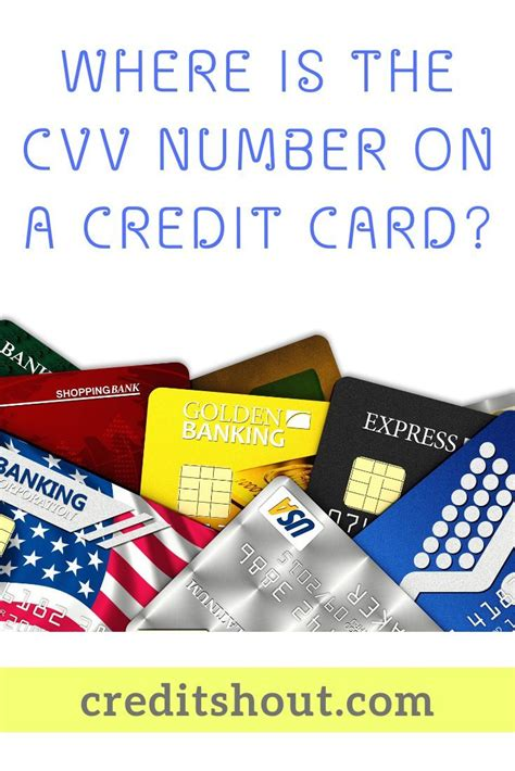 Maybe you would like to learn more about one of these? Where is the CVV Number on a Credit Card? in 2020   Credit card, Business credit cards, Credit ...