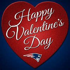 30 Best New England Patriots Valentines Day Images On Pinterest  New England Patriots, Patriots