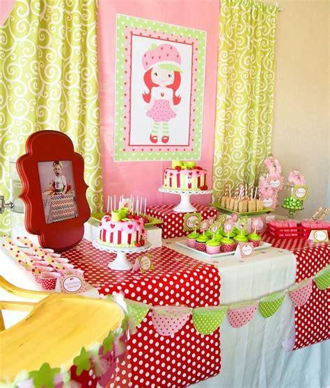 kara 39 s party ideas strawberry 1st birthday party kara 39 s kara 39 s party ideas strawberry shortcake themed 1st