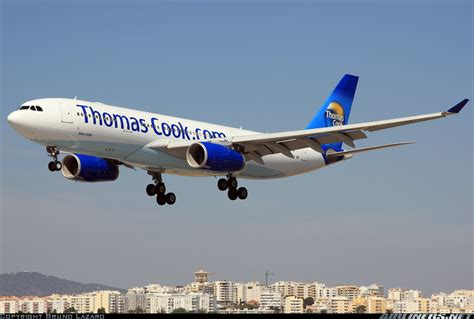 Airbus A330-243 - Thomas Cook Airlines | Aviation Photo ...