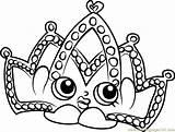 Shopkins Coloring Tiara Pages Shopkin Printable Dibujos Drawing Characters Para Colorear Bonitos Pdf Pokemon Template Barbie Getdrawings Coloringpages101 Resultado Imagen sketch template