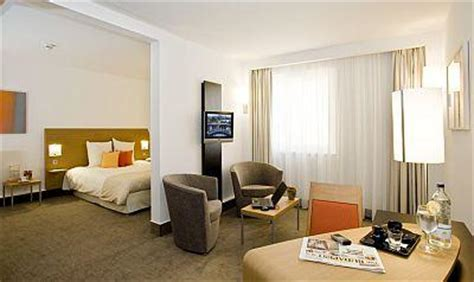 accor hotel novotel city chambre