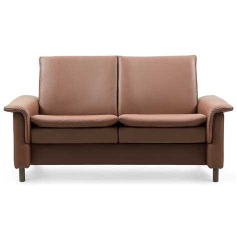 Low Back Reclining Sofa by Stressless Low Back Reclining Loveseat Story