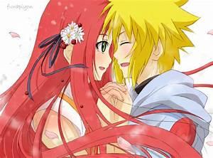 Uzumaki Naruto images kushina and minato wallpaper and ...