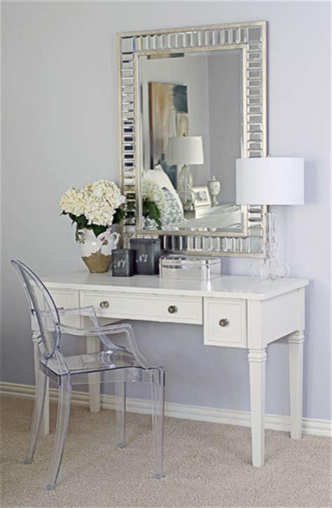 vanity in master bedroom bedroom dallas by emily