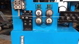 Manual Wire Straightener   Fully Automatic Rod Wire