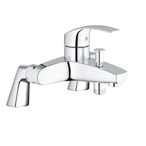 robinet sur baignoire robinet baignoire sur gorge grohe eurosmart batinea