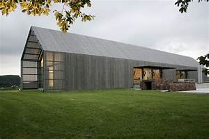 Barn house roeselare projecten b2ai human centered for Barnhouse exteriors
