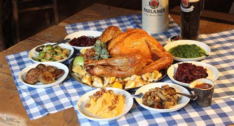 Thanksgiving Togo Best Restaurant Delivery Services In