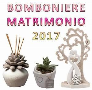 Bomboniere Matrimonio 2017 Idee Economiche Ed