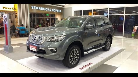 nissan terra  philippines redesign  review review
