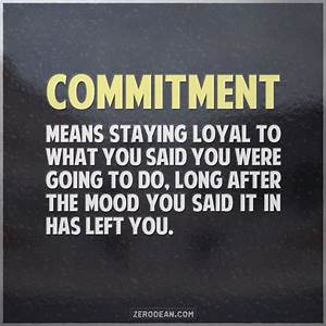 Anec-quotes: Pa... Commitment Quotes