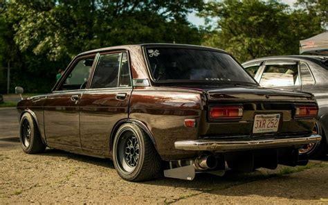 Datsun 510 Sr20det by 1971 Datsun 510 Sedan W Sr20det Deadclutch