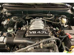2003 Toyota Tundra Sr5 Trd Access Cab 4x4 Engine Photos