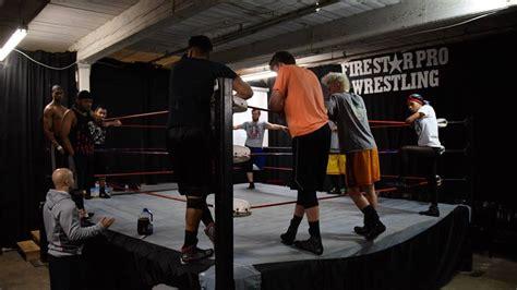 pro wrestling training school greensboro nc