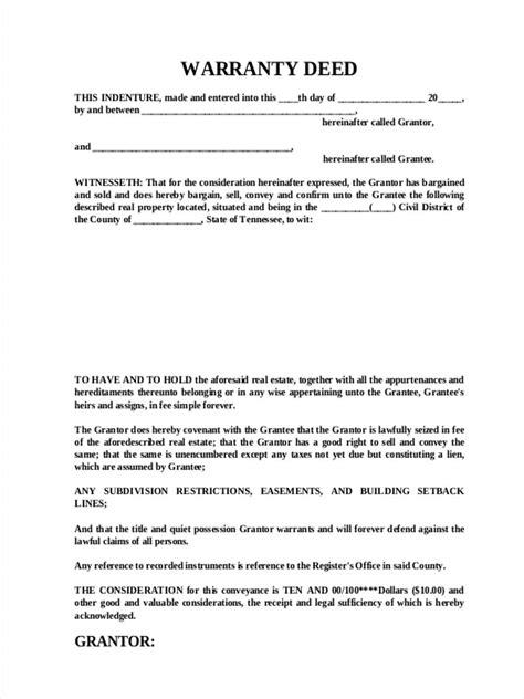 21556 sle warranty deed form lovely sle warranty deed form 43 free warranty deed