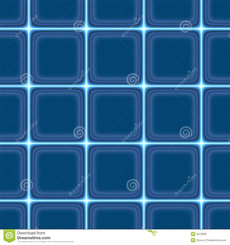 blue glass tiles background stock illustration image