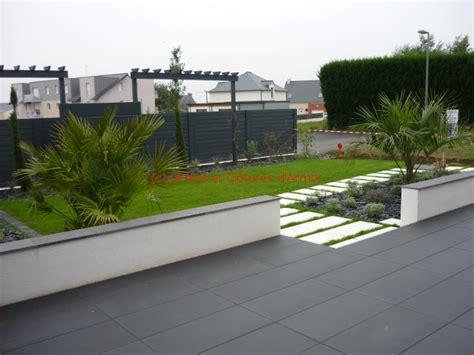terrasses en produits b 233 ton