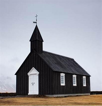 Church Churches Building Simple Worship Covid During