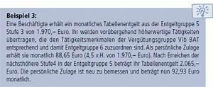 Tvöd Jahressonderzahlung Berechnen : dbw tarifrecht beim bund und den kommunen tv d ~ Themetempest.com Abrechnung