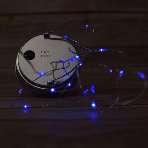 led jar lights for regular blue