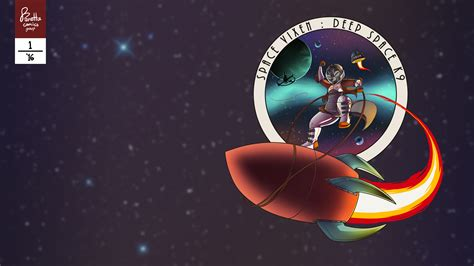 Space Vixen Wild Ride Feretta S Sfw And Nsfw Wallpapers