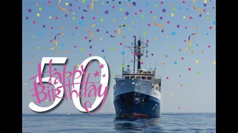 Happy 50th Birthday Nautilus!
